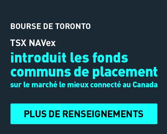 TSX NAVex